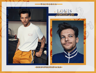 // PHOTOPACK 605 - LOUIS TOMLINSON // by BIRDY-PHOTOPACKS