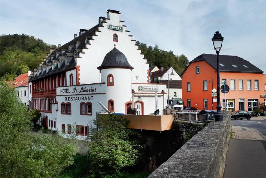 The German side of Echternach by wildplaces