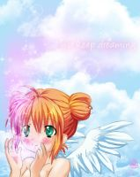 Angel - Dreaming by GaMu-ChAn