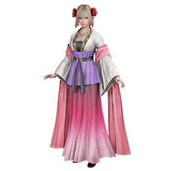 Dynasty Warriors 9 - Lu Lingqi by hes6789