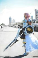 Lightning {Final Fantasy XIII-2} || 10 by youkinaangelcosplay