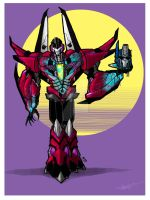 Starscream by KIRILL-PREDATOR