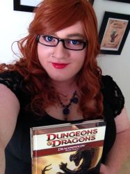 Dungeon Master Selfie 5 by CandyKappa