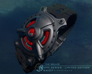 K4ICY Boiler Watch Concept by MikeK4ICY