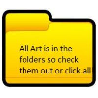 Art Is In Folders! by SpringANDFall