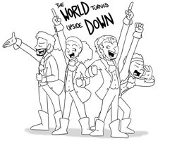 World Turned Upside Down by timsplosion