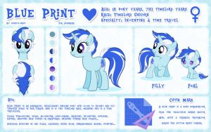 Blue Print Reference Sheet by steffy-beff