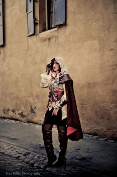 Assassin's Creed 2 Ezio Cosplay 3 by Agent-Paradox