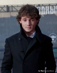 Anton Yelchin in Moscow by Hope72