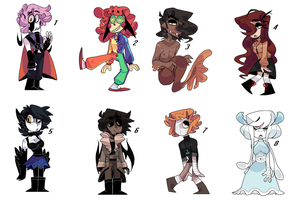 Adopts 3/8 OPEN (Paypal Only) by ClockwiseSarcasm