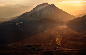 In the Shadow of Giants - Iceland by Bakisto