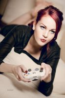 Stop playing start gaming by tscharlie