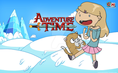 ::Adventure Time::Nellie and Me:: by xXCupcake-PrincessXx