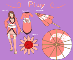 :Custom: Piwy by Universeseed