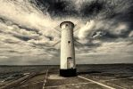 lighthouse muehlenbake by MT-Photografien