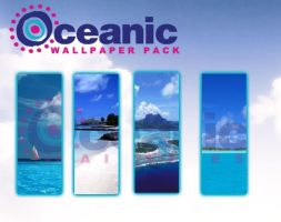 Oceanic Airline Wallpaper pack by trebory6