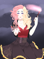 My Little Rose is Witch by Rozunne