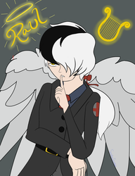 Raul by SapphireSketches