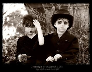 Children Of Hallow's Eve by kittynn