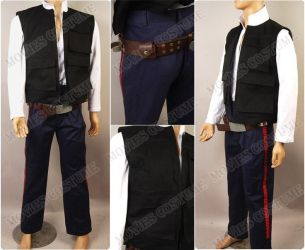 ANH A New Hope Han Solo costume for star wars Cosp by moviescostume