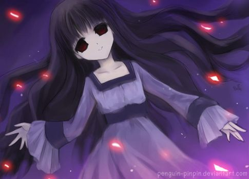 Shiki - Once Alive, Once Dead by penguin-pinpin