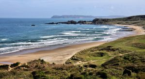 White Park Bay ( new edit ) by UdoChristmann