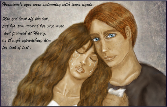Hp Art Project, Book 7, ch. 6 by louloudia1983