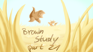 Brown Study - part 21 by Birdon14