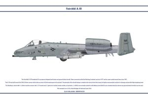 A-10 Michigan ANG by WS-Clave