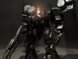 Armored Core 2 by sevenmelons83