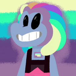 F2U Bismuth Icon by SleepyStaceyArt