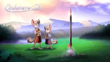 Cashmere Sky - Initialize Launch Sequence by cashmeresky