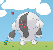 Cute Registeel x3