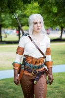 Wanderer - Ciri cosplay by Soylent-cosplay
