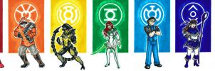 Req Deviantart Lanterns by Xpuk