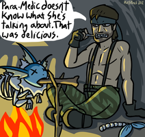 Why Big Boss is banned from Kanto by Plus5Pencil