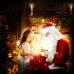 Magic Of Christmas by DeniseGarbis