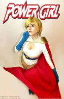 Power Girl! by xenia1369