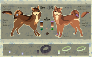 Design and Reference Commission by Capukat