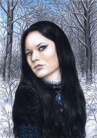 Winter by Evels-Selena