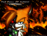 The Fall Of Sonic - HBD - Linkmasterxp by SilverAlchemist09