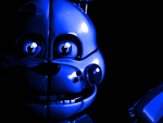 C4d | Funtime Bonnie - Opening Screen by The-Smileyy