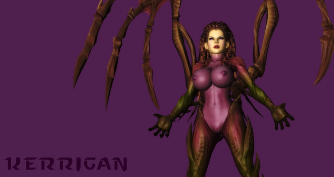 Kerrigan Remastered by valray3