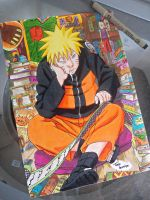 Naruto Studying - FINISHED by Tiag0Henrique