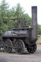 Beamish steam stock 18 by Random-Acts-Stock