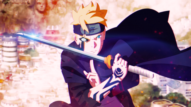 Boruto ~ This is my Adventure! by Ravn73