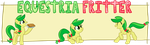 Equestria Fritter by D0ra0g0n