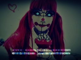 Baby Cosplay - FNAF Sister Location by zkimdrowned