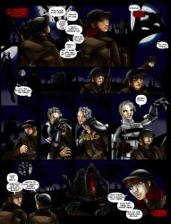 Warchild Page Three by Fanglicious
