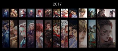 SUMMARY 2017 by twin1992